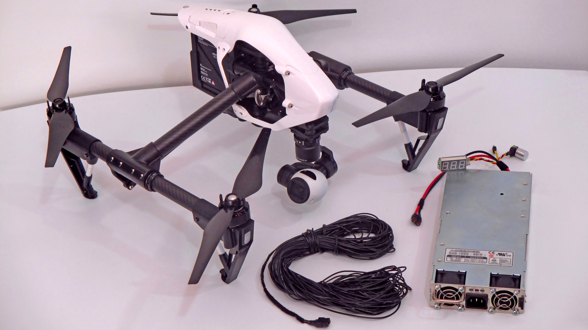 Tethered Solutions - Wired Power Supply for Drones